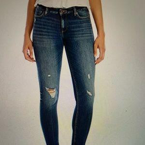 NWOT Lucky Brand jeans-Sasha Super Skinny, size 2